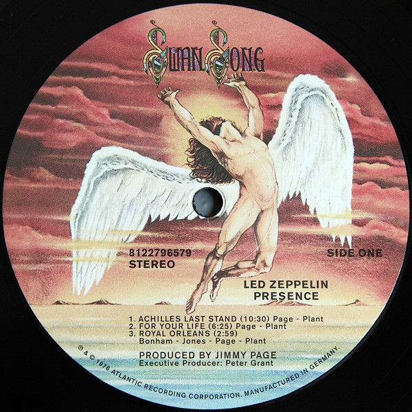 Led Zeppelin - Presence (8122796579)