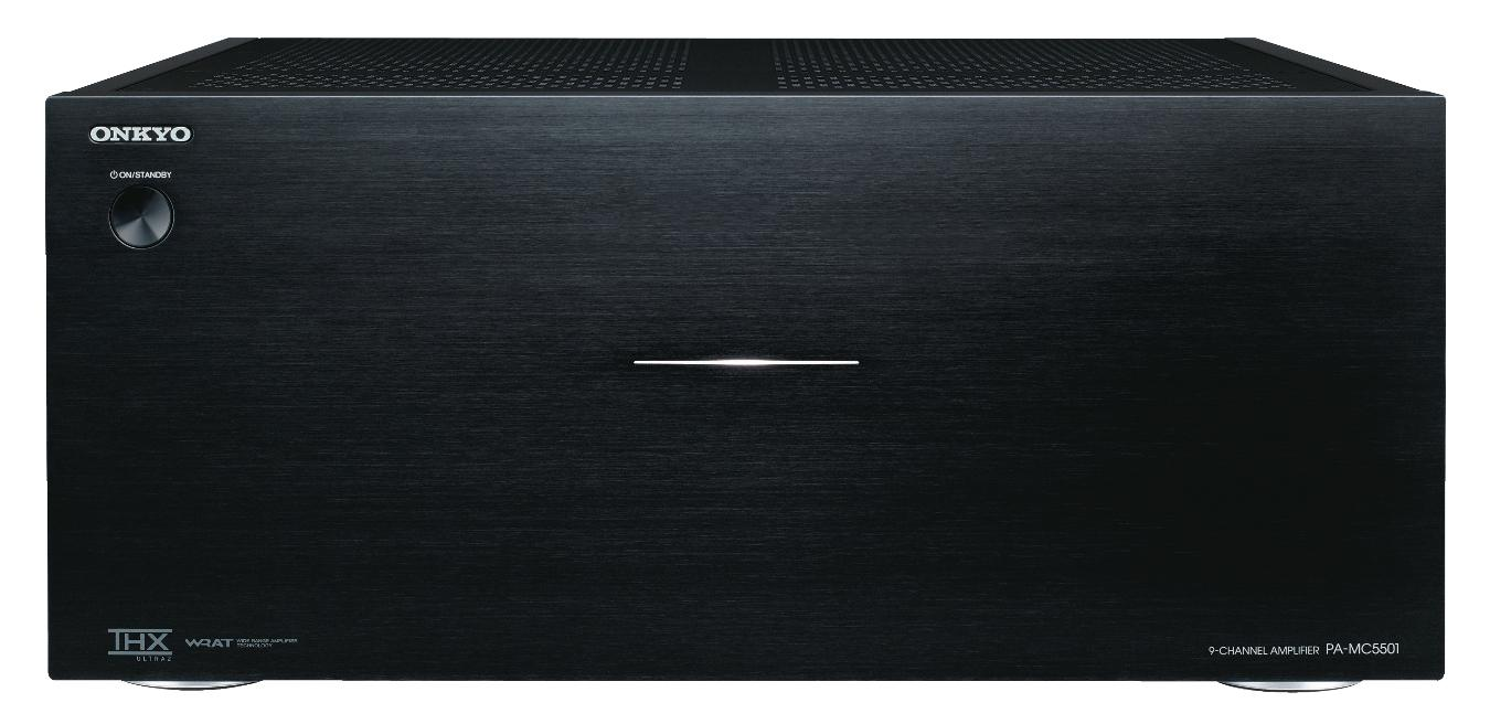 Onkyo PA-MC 5501 black