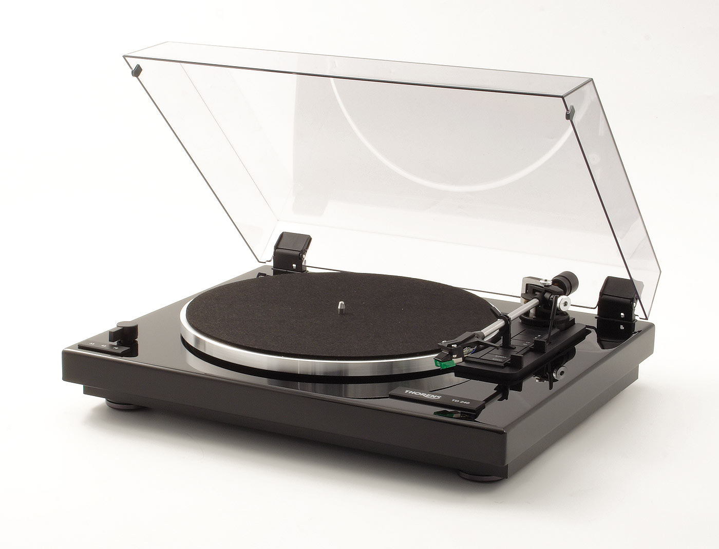 Thorens TD 240-2 black structure