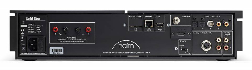 Naim Audio Uniti Star